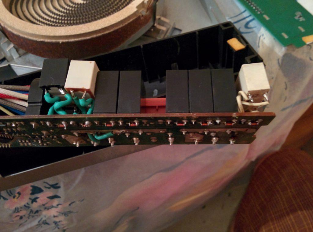 Ремонт плит электрическая стеклокерамика
