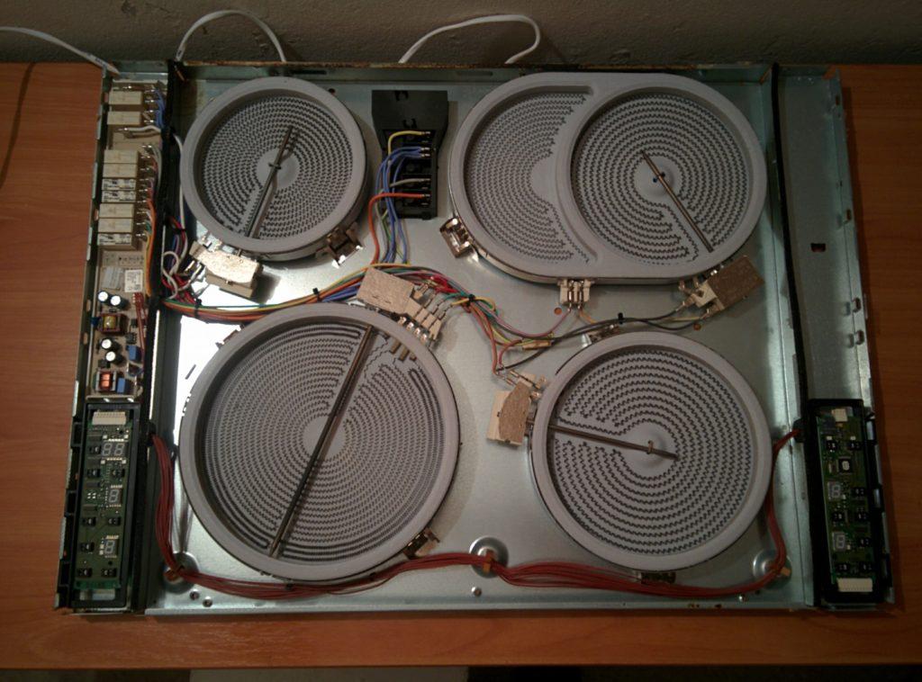Ремонт отключение газовой плиты